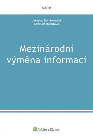 Mezinárodní výměna informací [E-kniha]